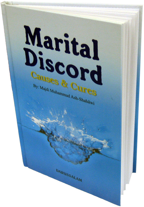 Marital Discord - Causes & Cures - Arabic Islamic Shopping Store
