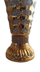 Royal Gold/Silver Designer Mabakhir for Burning Incense from Saudi Arabia - Arabic Islamic Shopping Store - 3
