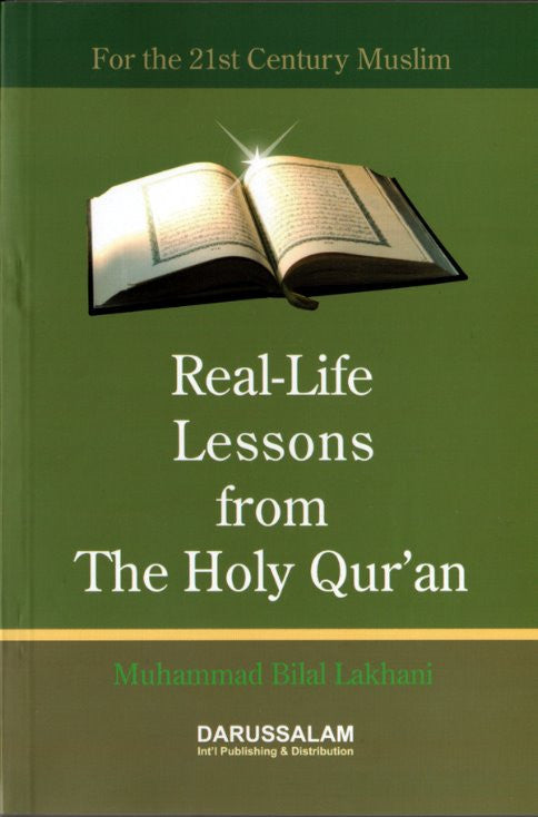 Real Life Lessons from The Holy Quran (Koran) - Arabic Islamic Shopping Store