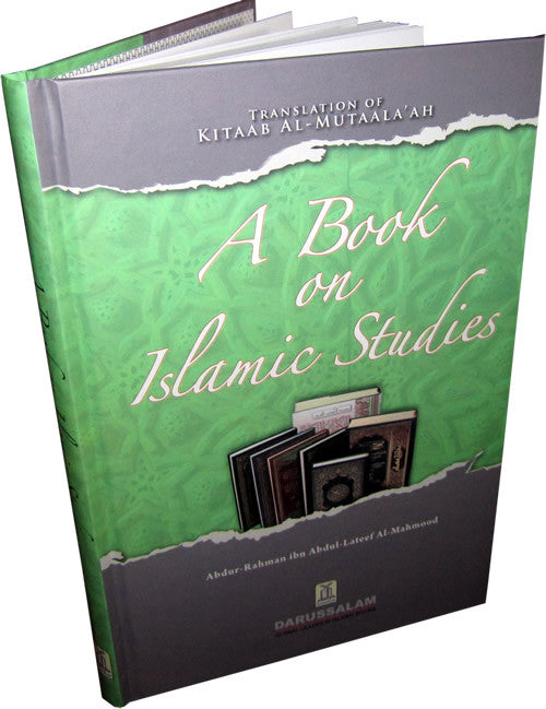 A Book on Islamic Studies - Arabic Islamic Shopping Store