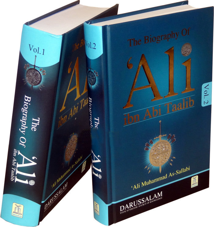 Ali ibn Abi Talib (2 Vol. Set) - Arabic Islamic Shopping Store