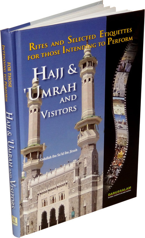 Hajj & Umrah and Visitors (Full Color) - Arabic Islamic Shopping Store