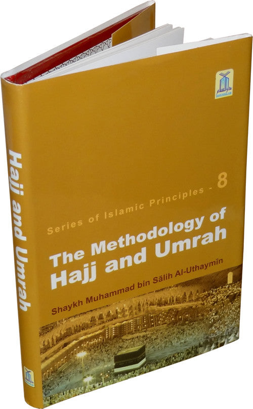 Methodology of Hajj & Umrah (Pocketsize) - Arabic Islamic Shopping Store