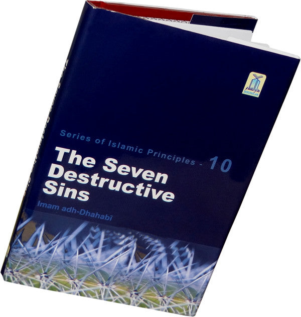 Seven Destructive Sins (Pocketsize) - Arabic Islamic Shopping Store