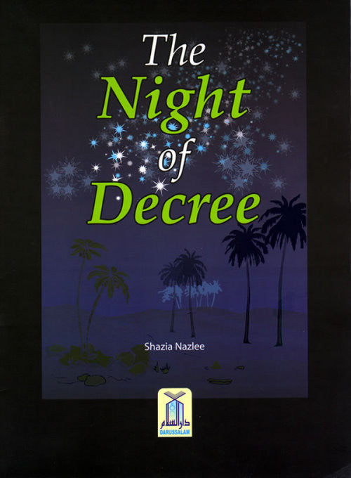 The Night of Decree - Arabic Islamic Shopping Store