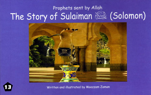 Story of Prophet Sulaiman (Solomon) - Arabic Islamic Shopping Store