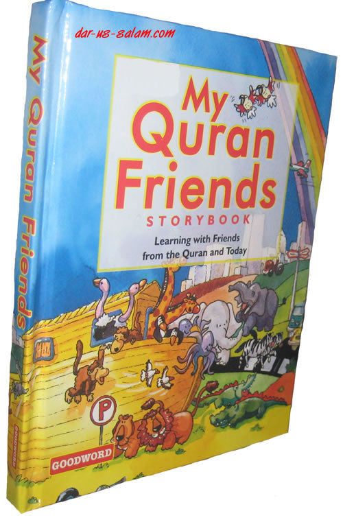 My Quran Friends Story Book - Arabic Islamic Shopping Store