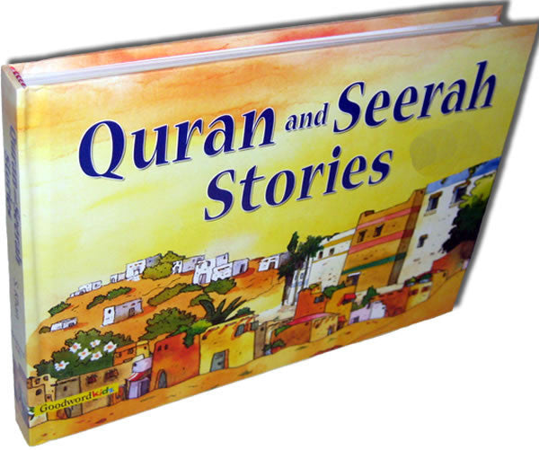 Quran and Seerah Stories - Arabic Islamic Shopping Store