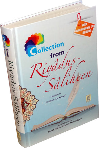 Collection from Riyad-us-Saliheen (Full Color Edition) - Arabic Islamic Shopping Store