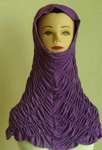 Dubai Hijab - Crinkle Design - Arabic Islamic Shopping Store - 1