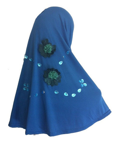 Floral Fancy Hijab - Arabic Islamic Shopping Store