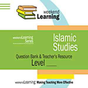 Islamic Studies: Level Question Bank and Teachers Resources CD - Islamic Studies for Children - Arabic Islamic Shopping Store