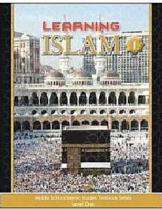 Learning Islam Textbook: Level 1 (6th Grade) - Islamic Studies for Children - Middle School - Arabic Islamic Shopping Store