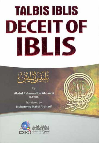 Deceit of Iblis - Talbis Iblis - General Islamic Topics - Arabic Islamic Shopping Store