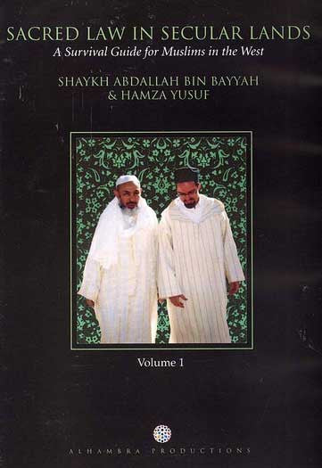 Sacred Law in Secular Lands - Islamic Lectures - Arabic Islamic Shopping Store