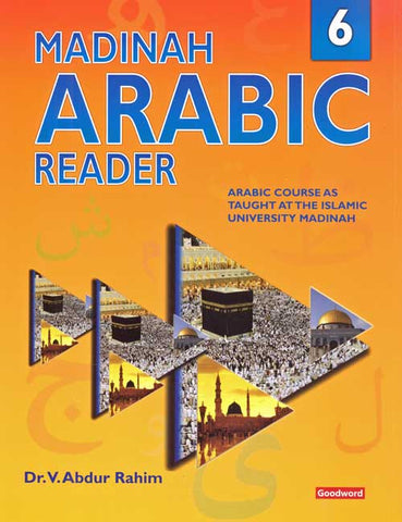 Madinah Arabic Reader: Book 6 - Learn Arabic - Young Adult - Adult - Arabic Islamic Shopping Store