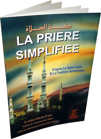 French: Priere Simplifiee - Arabic Islamic Shopping Store