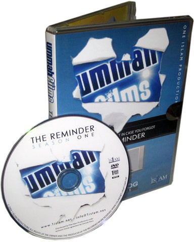 The Reminder - Series 1 (Video DVD) - Arabic Islamic Shopping Store
