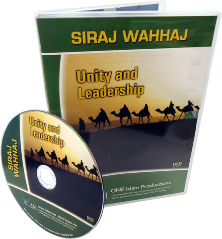 Unity & Leadership (DVD) - Arabic Islamic Shopping Store