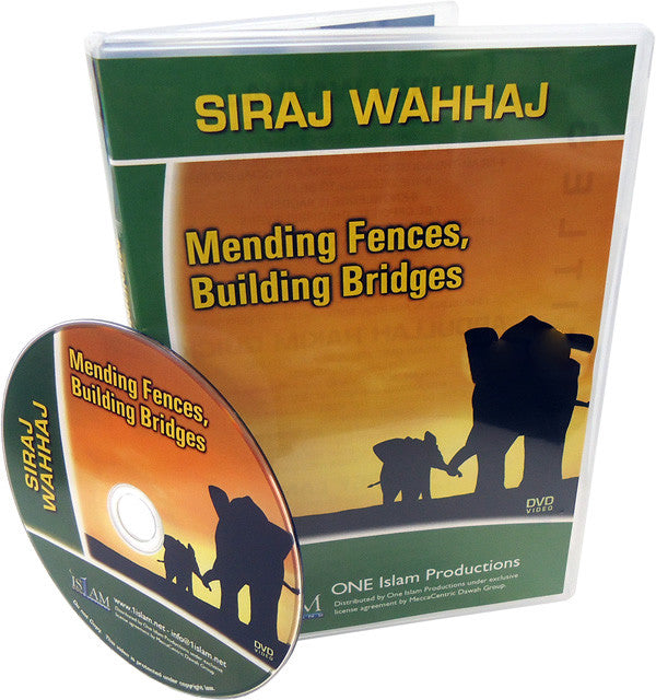 Mending Fences, Building Bridges (DVD) - Arabic Islamic Shopping Store