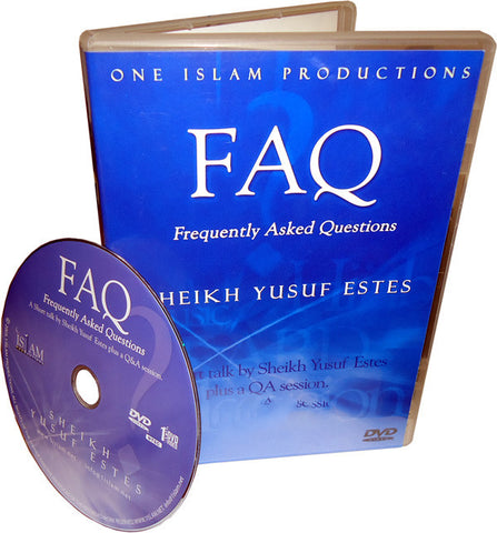 FAQ - Frequently Asked Questions (DVD) - Arabic Islamic Shopping Store