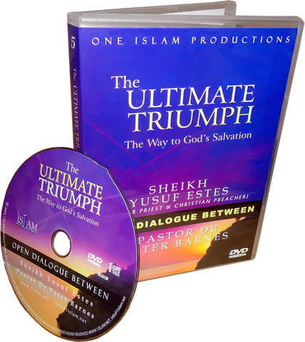 Ultimate Triumph - The Way to God's Salvation (DVD) - Arabic Islamic Shopping Store