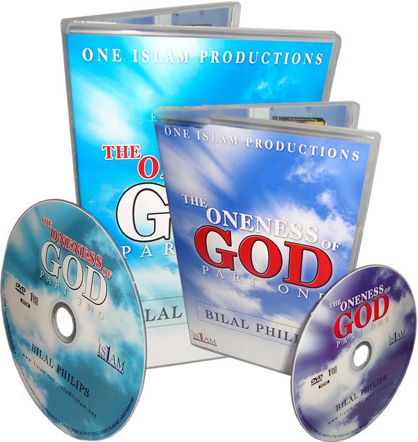 The Oneness of God Part 1 & 2 (2 DVDs) - Arabic Islamic Shopping Store