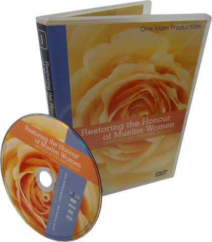 Restoring the Honour of Muslim Women (DVD) - Arabic Islamic Shopping Store