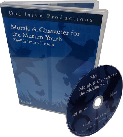 Morals & Character For the Muslim Youth (DVD) - Arabic Islamic Shopping Store