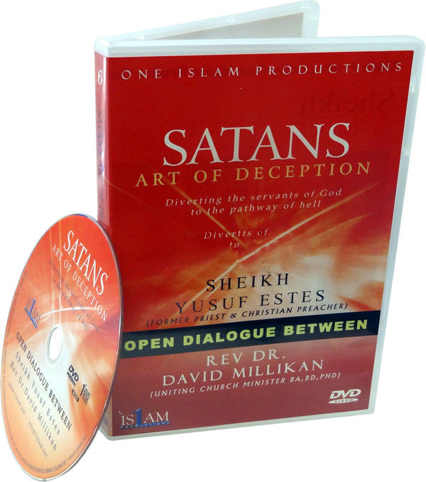 Satan's Art of Deception (DVD) - Arabic Islamic Shopping Store