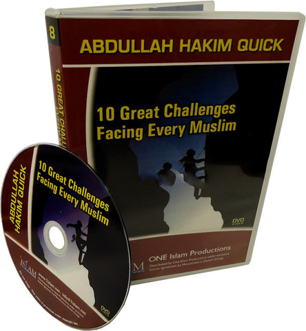10 Great Challenges Facing Every Muslim (DVD) - Arabic Islamic Shopping Store