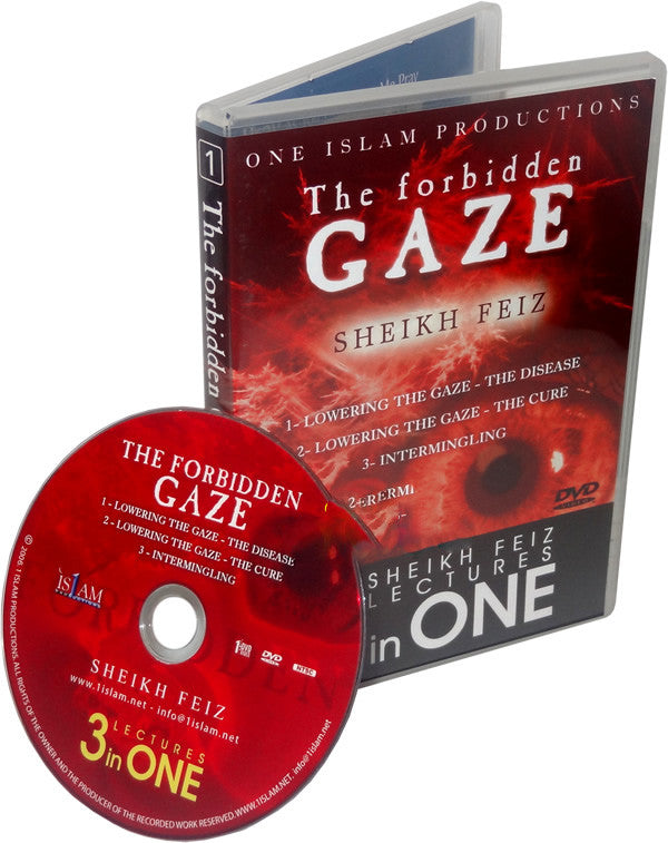 The Forbidden Gaze (3-in-1 DVD) - Arabic Islamic Shopping Store