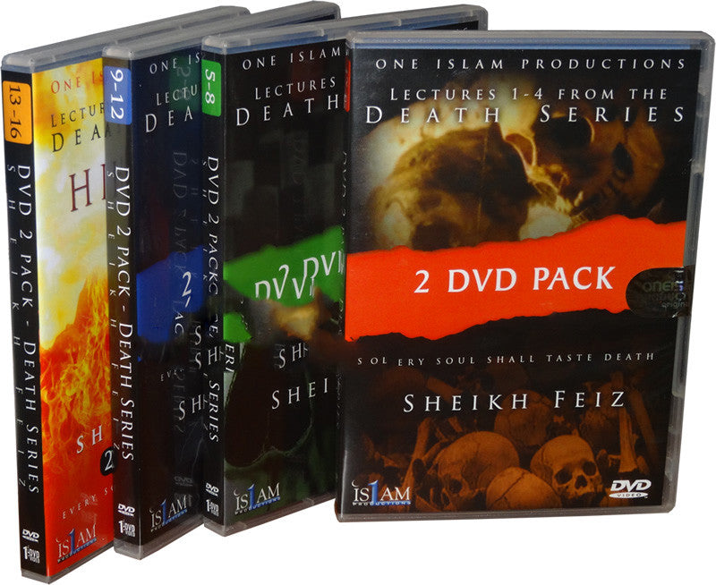 Death Series - 2 DVD Pack - Arabic Islamic Shopping Store