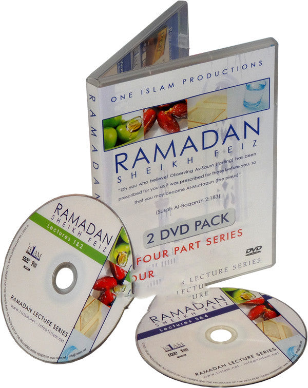 Ramadan  - Sheikh Feiz (2 DVD Pack) - Arabic Islamic Shopping Store