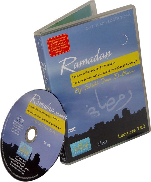 Ramadan 1: Preparing For Ramadan (DVD) - Arabic Islamic Shopping Store