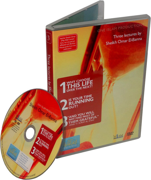 Why Choose This Life Over The Next (3-in-1  DVD) - Arabic Islamic Shopping Store