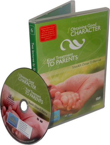 Obtaining Good Character / Kind Treatment to Parents (DVD) - Arabic Islamic Shopping Store