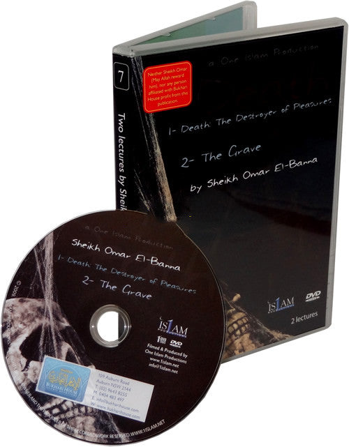 Death: The Destroyer of Pleasures / The Grave (DVD) - Arabic Islamic Shopping Store