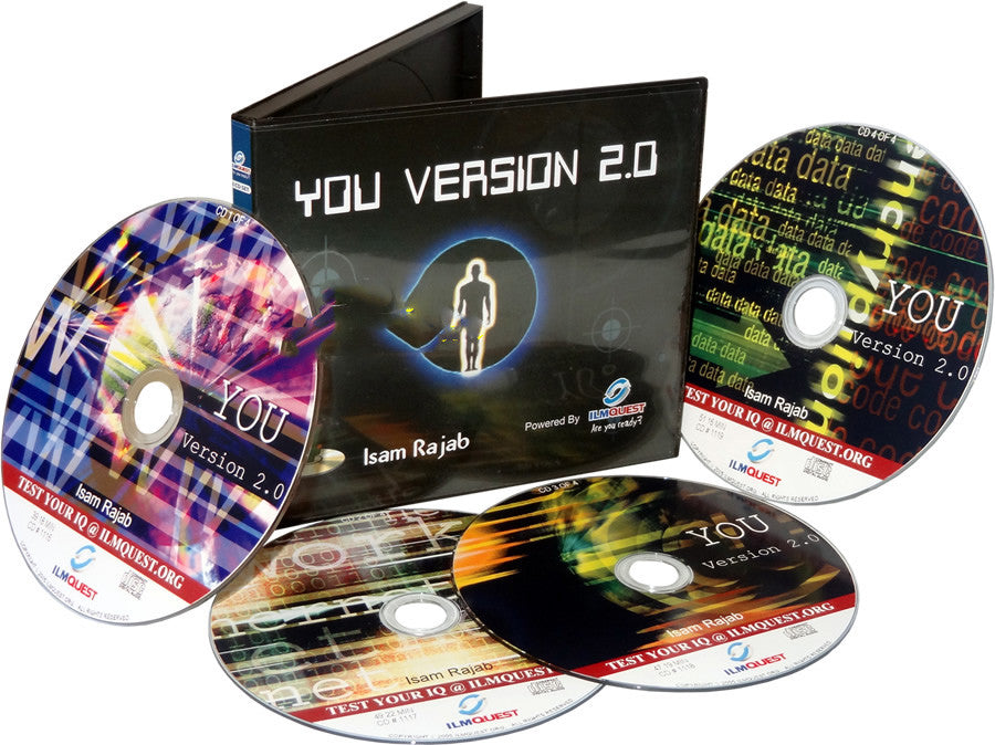 YOU Version 2.0 (4 CD Set) - Arabic Islamic Shopping Store