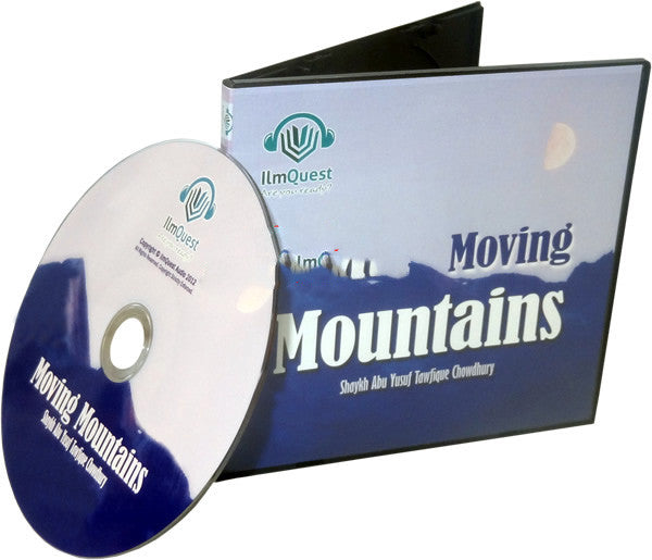 Moving Mountains (CD) - Arabic Islamic Shopping Store