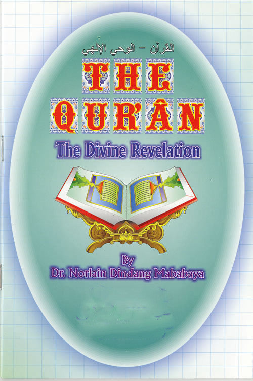 The Quran - The Divine Revelation - Arabic Islamic Shopping Store