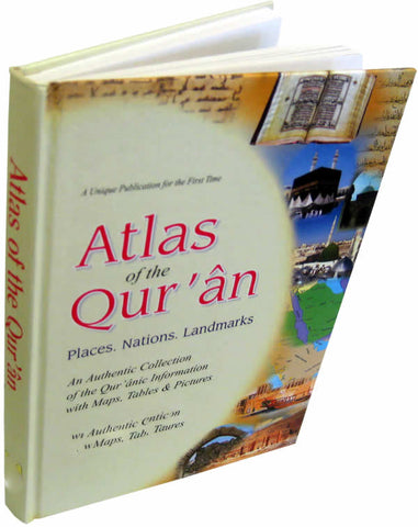 Atlas of the Quran - Arabic Islamic Shopping Store
