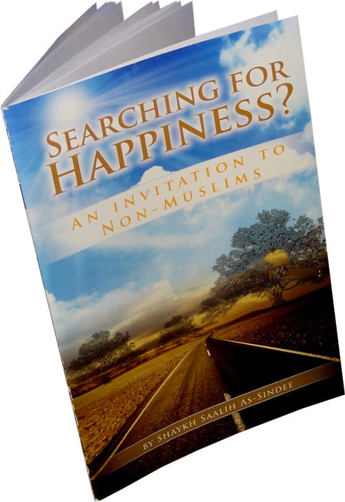 Searching For Happiness? An Invitation to Non-Muslims - Arabic Islamic Shopping Store