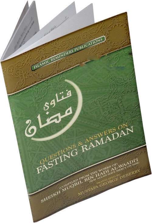 Questions & Answers on Fasting Ramadan - Arabic Islamic Shopping Store