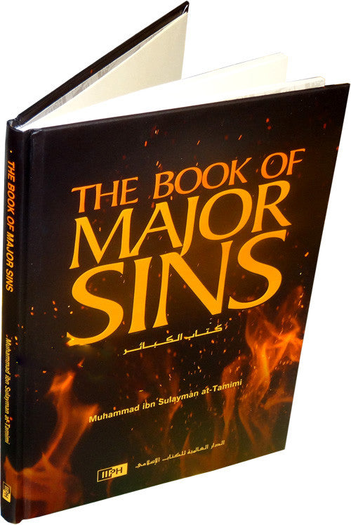 Book of Major Sins, The - Arabic Islamic Shopping Store