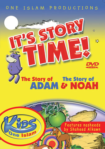 Story of Adam & Noah (DVD) - Arabic Islamic Shopping Store