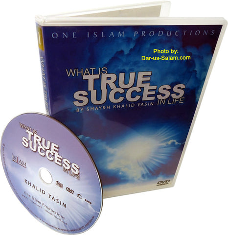 What is True Success In Life (DVD) - Arabic Islamic Shopping Store