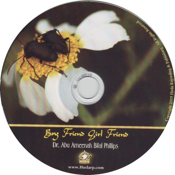 Boy Friend, Girl Friend (CD) - Arabic Islamic Shopping Store