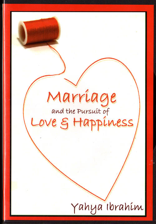 Marriage & the Pursuit of Happiness (2 CDs) - Muslim Nikah - Arabic Islamic Shopping Store