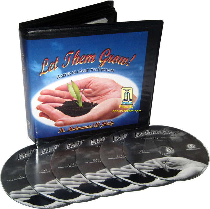 Let Them Grow! (6 CDs) - Arabic Islamic Shopping Store